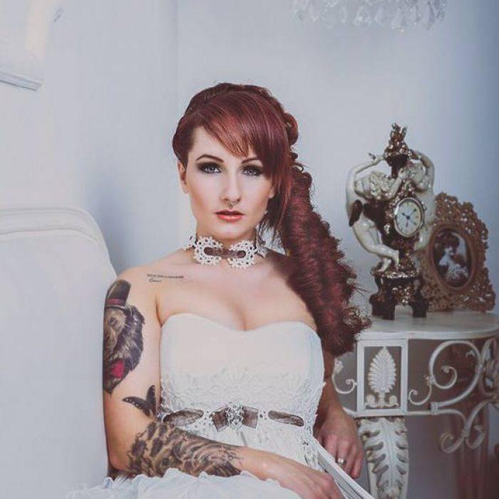 Foto von Model Ina
